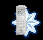 FISHER FPR-91DE4-R  Mobil klímaberendezés  2,6 kW ,Hősziv, R290, infra távirányítóval
