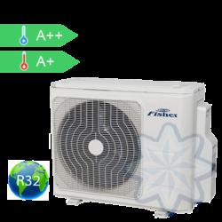FISHER FS2MIF-183BE3 (kültéri egység) Multi inv.klíma kültéri egység 5,2 kW, Hősziv ,inverter R32