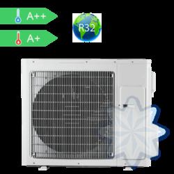 FISHER FS4MIF-283BE3 (kültéri egység) Multi inv.klíma kültéri egység 8,0 kW, Hősziv ,inverter R32