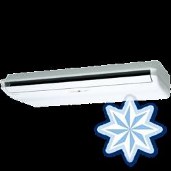 FUJITSU ABYG36LRTE/AOYG36LETL (kültéri + beltéri egység) mennyezeti split klíma 9,4 kW, invert, hősziv, R410 A