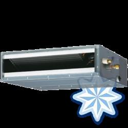 FUJITSU ARYG14LLTB/AOYG14LALL (kültéri+beltéri egység)  Légcsatornás split klíma 4,3 kW, Hősziv, invert, R410A