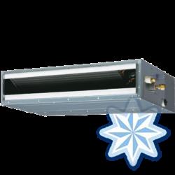 FUJITSU ARYG18LLTB/AOYG18LBCB (kültéri+beltéri egység)  Légcsatornás split klíma 5,2 kW, Hősziv, invert, R410A