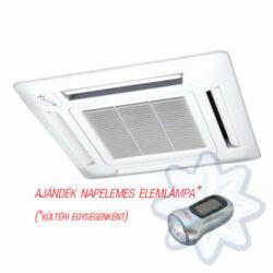 FUJITSU AUYG14LVLB/AOYG14LALL (kültéri+beltéri egység) Kazettás split klíma  4,0 kW, Euro, Invert, R410A