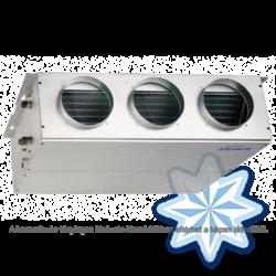 GALLETTI  UTN 8 DF (UT08D0LL0000N0A)  Légcsatornás fan-coil, parapet/mennyezeti, 4 csöves 3,62 kW, 230-1-50