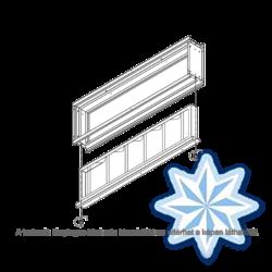 GALLETTI  MAF 16  levegő szűrő (EU2) UTN 16-hoz