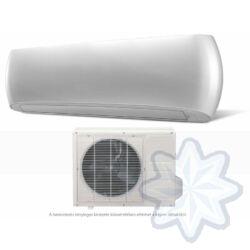 HD  HDWI-DSGN-120C-WHITE/HDOI-DSGN-120C (beltéri +kültéri egység) Oldalfali split klíma (DESIGN-WHITE) 3,5 kW, Hősziv,Inverteres, R410A