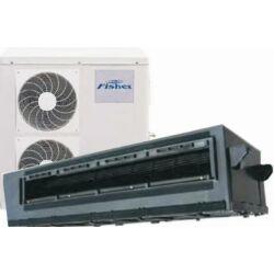 FISHER FSL-850B-H-3F/FSOL-850B-3F 3 fázis, légcsatornázható 24.5 kW klíma (kültéri + beltéri egység)