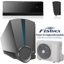 """Fisher FSAI-ART-240AE2-B """"ART"""" A++ Inverteres 7.0 kW Klíma (beltéri + kültéri egység)"""