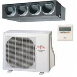 FUJITSU ARYA45LCTU/AOYD45LBTT Légcsatornázható 12.5 kW inverteres hőszivattyús klíma