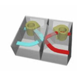 Thermocold CLIMAMIXER Légcsatornázható Monoblokk Légkondícionálók (4.8 - 22.1 kW)