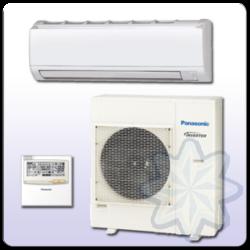 Panasonic ELITE PAC-I KIT-50PEK1E5 Inverteres, 1 fázisú, 5 kW klíma