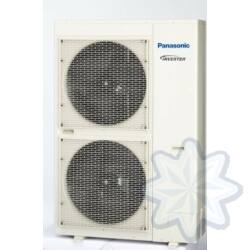 Panasonic U-125PE1E8 ELITE PAC-I Inverteres 12.5 kW Kültéri Egység